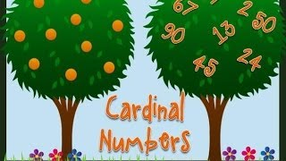 Cardinal Numbers in English