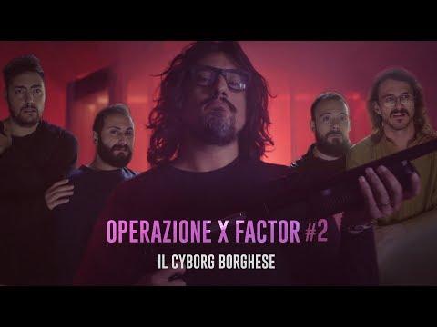 The Jackal - Operazione X FACTOR #2 (Alessandro Borghese Impazzisce)_TV műsorok. Heti legjobbak