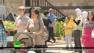 Водный кризис в Дамаске — боевики отравили основной источник