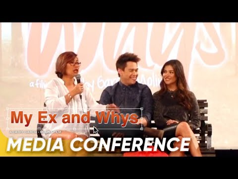 My Ex and Whys Grand Media Launch | 'My Ex and Whys'