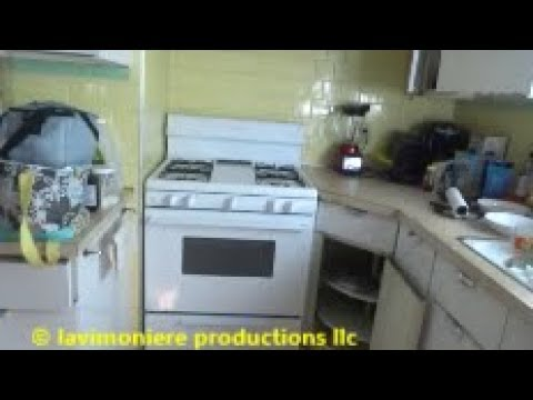gas stove replacement