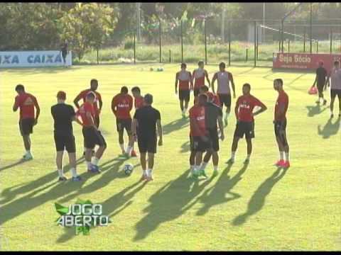 [JOGO ABERTO PE] Sport: Juninho pode ser titular na partida de domingo