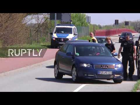 Germany: Police prepare security measures for Neo-Nazi 'SS-Festival'