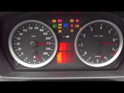 Anleitung Tacho-Check KI Test Tachoeinheit Geheimmenü BMW e90 e91 e92 e93 M3