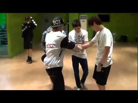 130719 NU'EST   BAEKHO Birthday (видео)