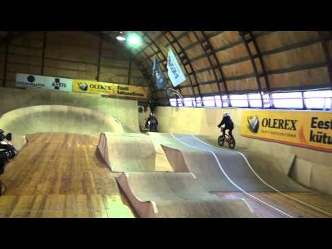 BMX RACING INDOOR WINTER CUP ROUND III