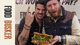 Japanese Steak Sandwich | Food Busker & Akis Petretzikis by Food Busker