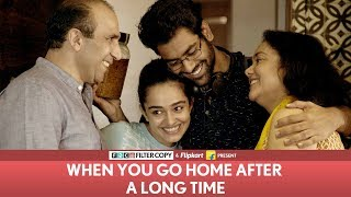 Video FilterCopy | When You Go Home After A Long Time | Ft. Dhruv Sehgal MP3, 3GP, MP4, WEBM, AVI, FLV Oktober 2018