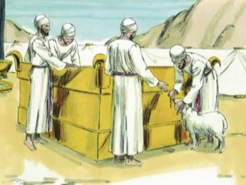 Tabernacle - Moses gives instruction about how to build the Tabernacle.