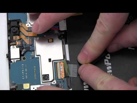 How to Replace Your Samsung GALAXY Tab 2 10.1 SCH-I915 Verizon Battery