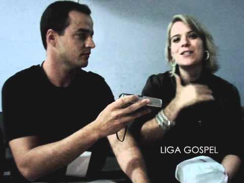 LIGA GOSPEL // ENTREVISTA COM MARIANA VALADÃO EM EUGENÓPOLIS-MG
