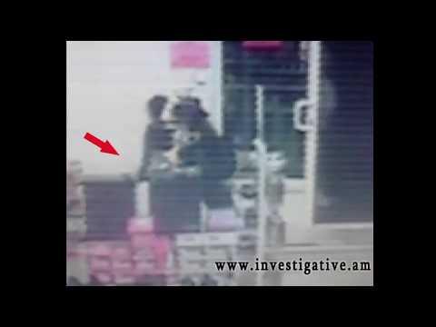 Խանութից գողացել են բջջային հեռախոս (տեսանյութ)