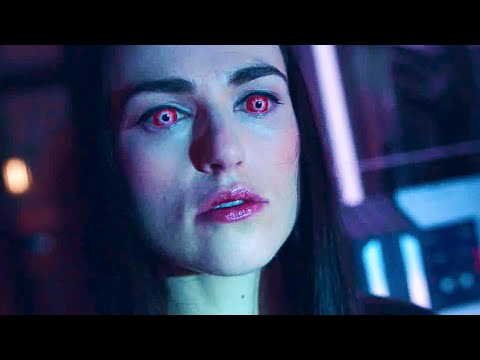 Supergirl 6x07 Phantom mind controls Lena, Nia and Alex