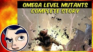 Video Omega Level Mutant (The Most Powerful Mutant Ever) - Complete Story MP3, 3GP, MP4, WEBM, AVI, FLV Juli 2018