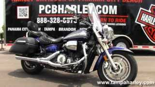 8. Used 2009 Yamaha Motorcycle V-Star 1300 for sale in Orlando Florida USA