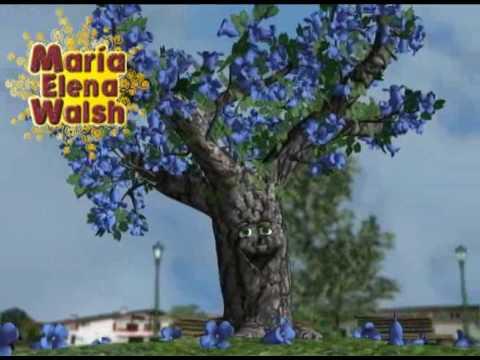 María Elena Walsh – Canción del Jacarandá