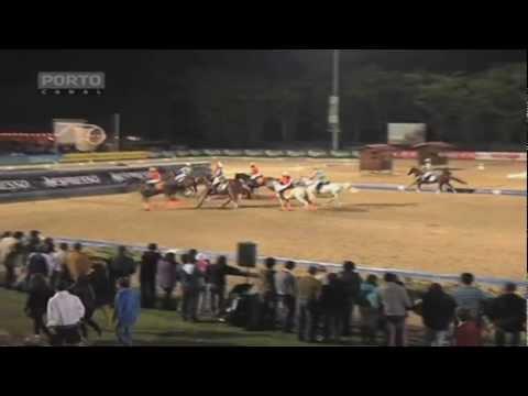 Reportagem do 'Porto Canal' sobre o Campeonato de Horseball realizado na VI Feira do Cavalo de Ponte de Lima de 21 a 24 de junho, no Parque da Expolima.