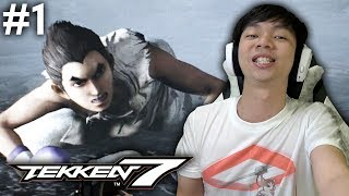 Video Perjalanan Kazuya - Tekken 7 - Indonesia #1 MP3, 3GP, MP4, WEBM, AVI, FLV Februari 2019