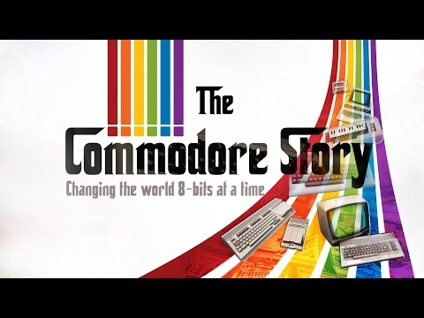 The Commodore Story On Kickstarter - Changing The World 8-bits At A Time