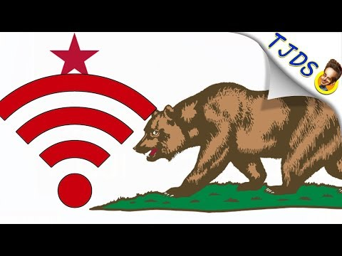Bad News About California Net Neutrality Law