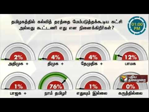 Therthal-Meter-Which-party-alliance-to-improve-the-educational-standards-of-the-state