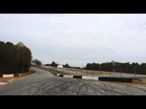 Fast lap around Road Atlanta