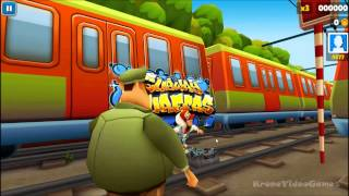 Subway Surfers Gameplay PC HD