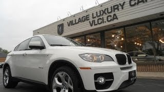 2008 BMW X6 XDrive 35i In Review - Village Luxury Cars Toronto