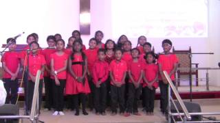 Mighty God ! -- By BMC Kids Choir