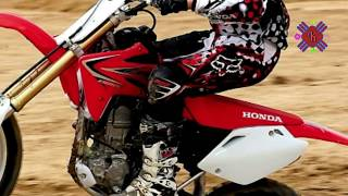 5. 2019 Honda CRF150R Expert 2018 all new