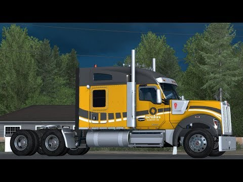 KENWORTH W990 FOR ATS 1.34.x