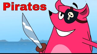 Nonton Pyaar Mohabbat Happy Lucky - Ep.24 | Pirates | Hindi Animated Cartoon Show | ZeeQ Film Subtitle Indonesia Streaming Movie Download