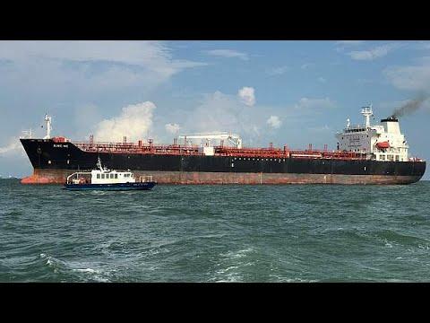 Ελληνόκτητο το πλοίο που συγκρούστηκε με αμερικανικό αντιτορπιλικό