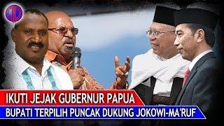 Video Mantap! Ikuti Jejak Gubernur Papua, Bupati Terpilih Puncak Dukung Jokowi MP3, 3GP, MP4, WEBM, AVI, FLV Agustus 2018