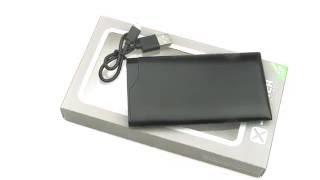 Batterie de secours 5000 mAh avec double connectique