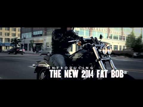 The New 2014 Harley-Davidson Fat Bob