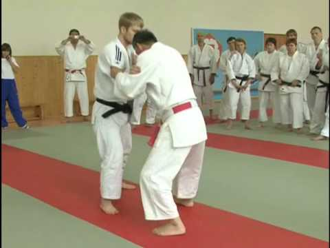 Ouchi Gari- Nice technique Video