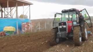 keçecioğullari hars traktör  deneme sürüşü