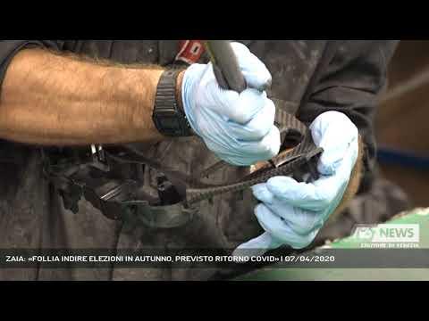ZAIA: «FOLLIA INDIRE ELEZIONI IN AUTUNNO, PREVISTO RITORNO COVID» | 07/04/2020