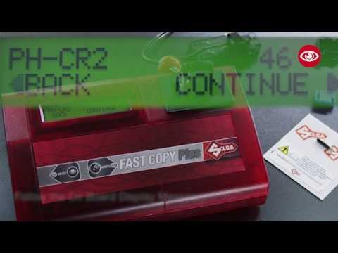 Silca Fast Copy Plus and GTI - Tutorial