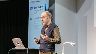 TYPO Labs | John Hudson | Interpolating the Future