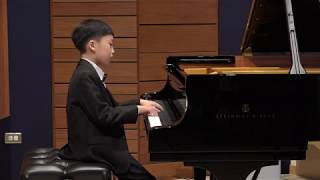 2017 -8- 16 Yi-An Chao 趙儀安 ( 11Y ) Bach Goldberg Variations BWV 988.