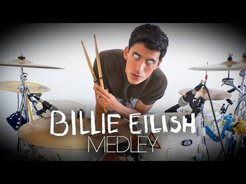 BAD GUY -  Billie Eilish   Alejandro Drum Cover *Batería*
