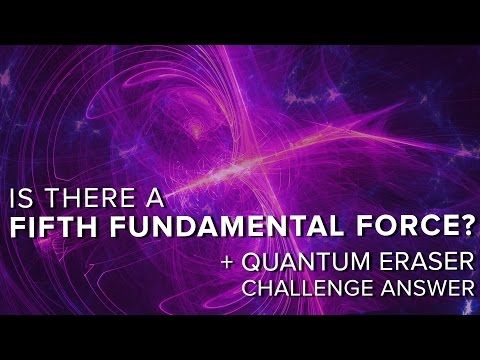 Is There a Fifth Fundamental Force? + Quantum Eraser Answer | Space Time | PBS Digital Studios