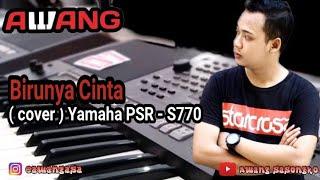 Nyoba tes cover birunya cinta Yamaha PSR-S770