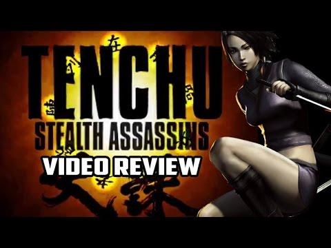 tenchu stealth assassins psx