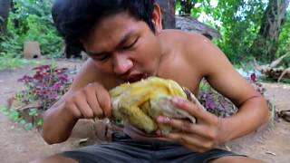 Video Primitive technology : Roast Chicken With Durian Fruit In Side factory food MP3, 3GP, MP4, WEBM, AVI, FLV April 2019