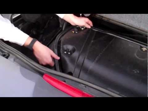 Porsche Boxster S – 986 Remove Engine Cover – Replace Air Filter RiversidePCA How To
