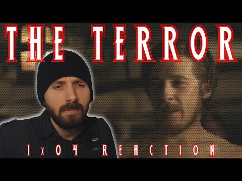 REACTION ► The Terror ► 1x04 - Punished, As A Boy