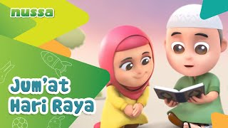 Video NUSSA : JUM'AT HARI RAYA MP3, 3GP, MP4, WEBM, AVI, FLV Januari 2019